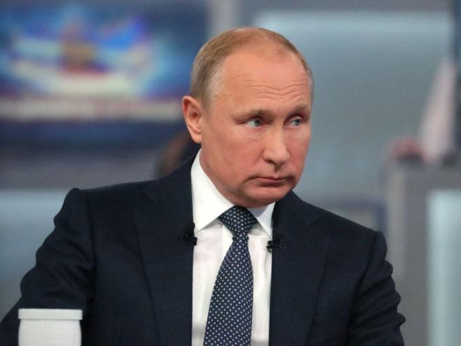 Vladimir Putin (Foto: Russia Today) -