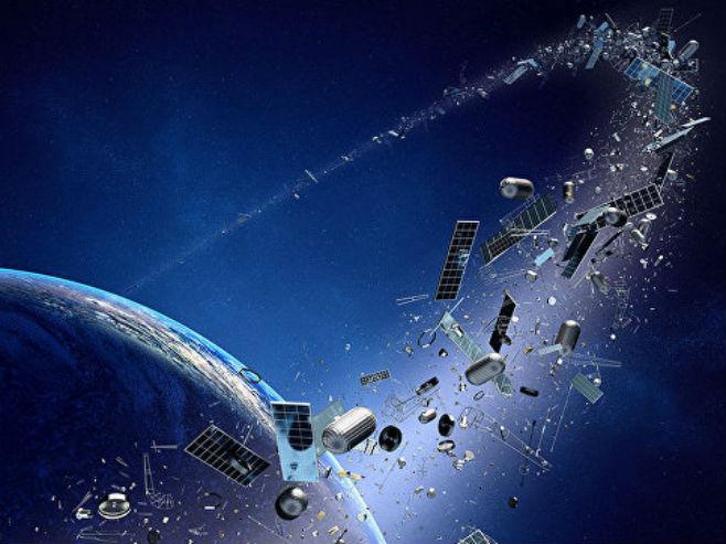 Svemirski otpad (Foto. © Depositphotos / JohanSwanepoel) -