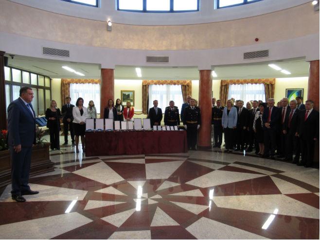 Odlikovanja povodom slave Vojske Srpske - Foto: SRNA