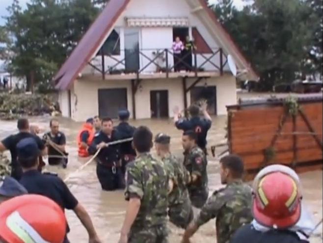 Poplave u Rumuniji - Foto: Screenshot