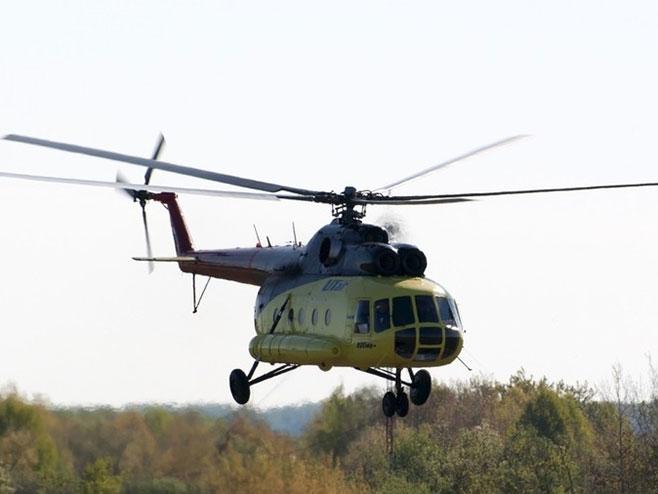 Ruski helikopter  Mi-8 (foto:Utair airline) -