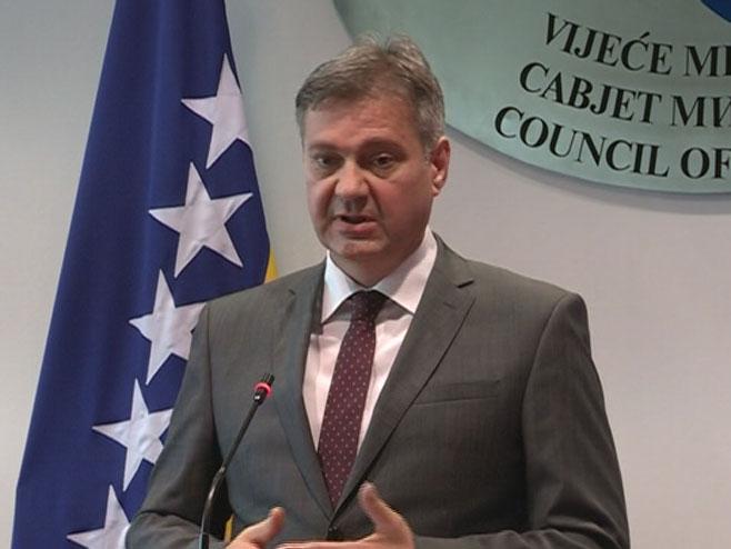 Denis Zvizdić - Foto: RTRS