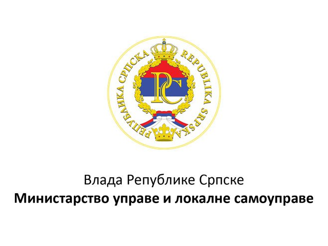 Ministarstvo uprave i lokalne samouprave - Foto: RTRS