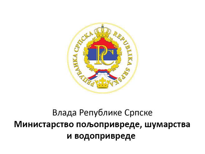 Ministarstvo poljoprivrede, šumarstva i vodoprivrede - Foto: RTRS