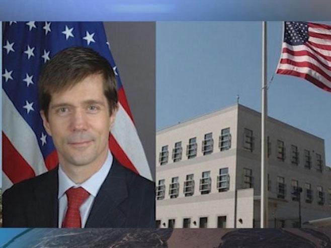 Erik Džordž Nelson, ambasador SAD u BiH - Foto: RTRS