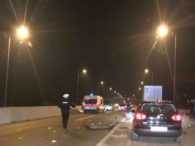 Saobraćajna nesreća -