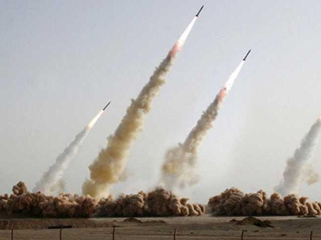 Iran izveo raketni napad na teroriste u Siriji (foto:sputnjik) -