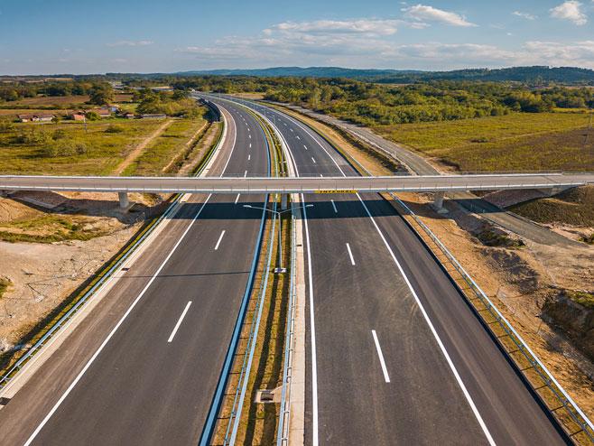 Autoput Banja Luka - Doboj - Foto: RTRS