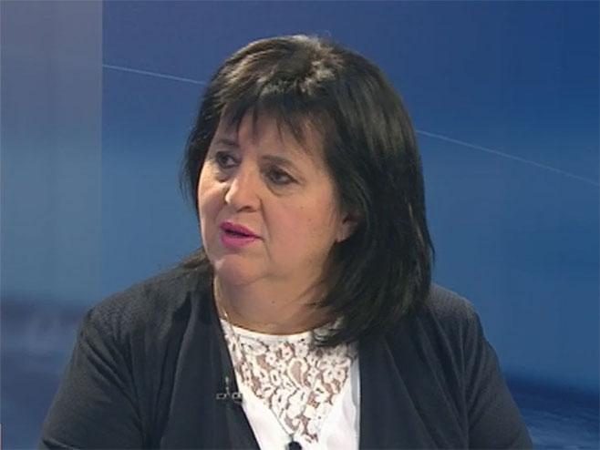 Srebrenka Golić - Foto: RTRS