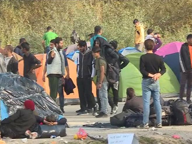 Migranti - Foto: RTRS