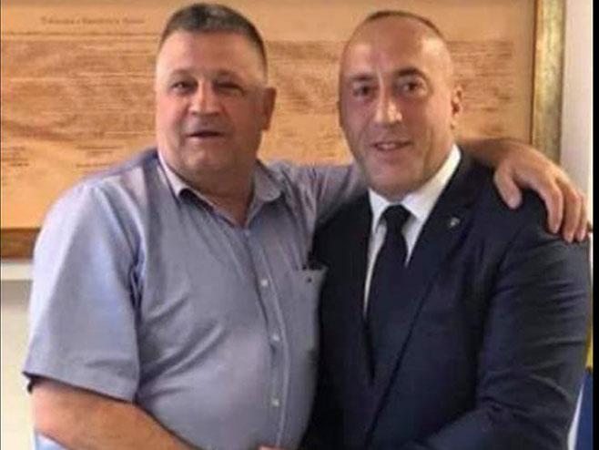 Nasim Haradinaj i Ramuš Haradinaj - Foto: facebook.com