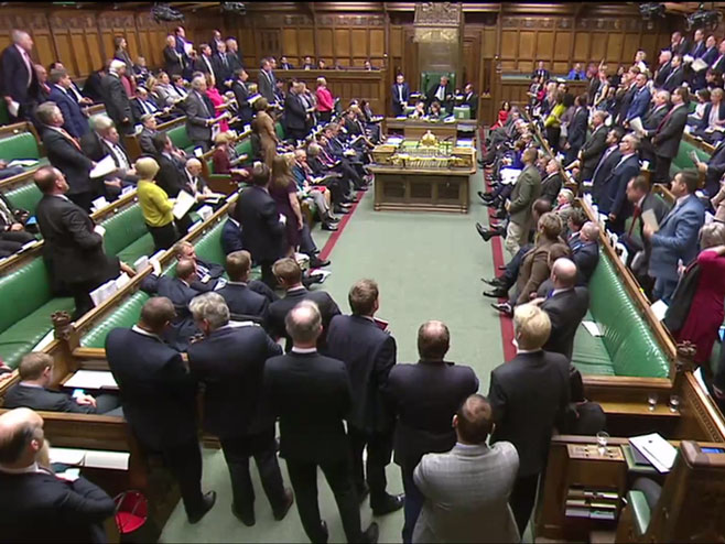 Britanski parlament - Foto: Screenshot/YouTube