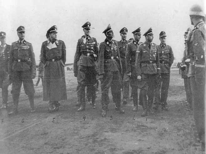 Hajnrih Himler i 7. SS divizija Princ Eugen u Kraljevu (foto: pogledi.rs/galerija) -