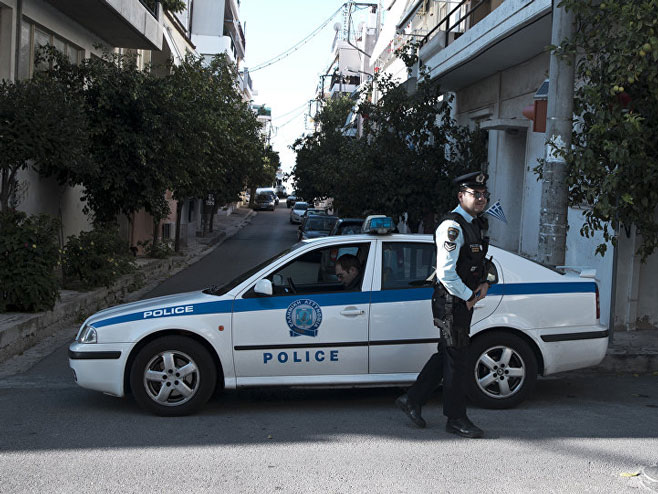 Grčka policija - Foto: AP