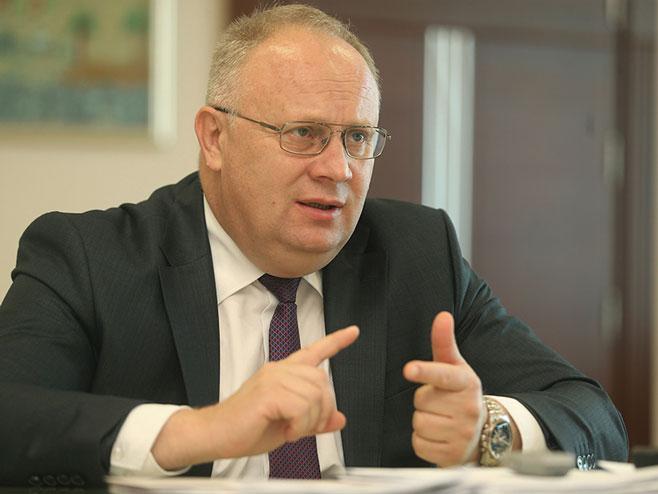 Dragan Bogdanić (foto: Siniša Pašalić/RAS Srbija) -