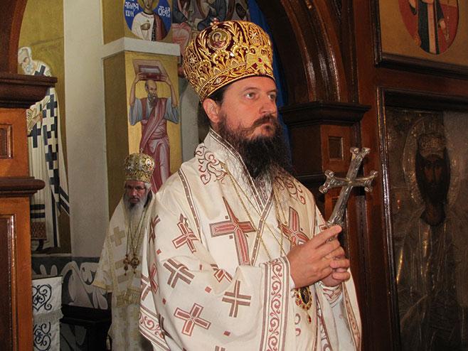 Episkop bihaćko-petrovački Sergije (Foto: orthphoto.net) -