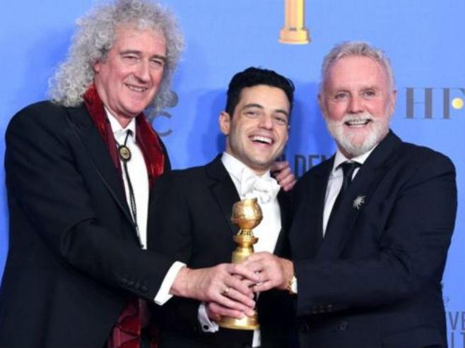 "Zlatni globus filmu ""Boemska rapsodija"" - Foto: Getty Images"