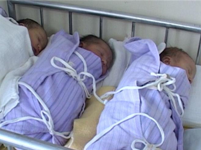 Novorođenčad - Foto: RTRS