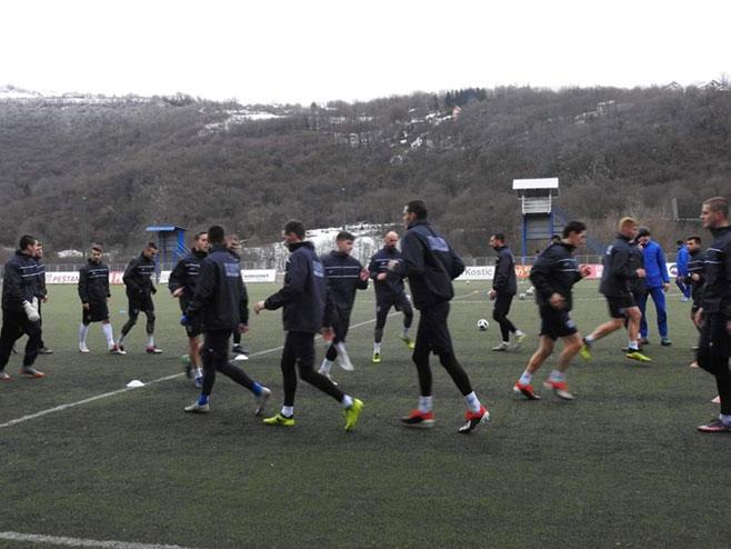 Pripreme FK Krupa - Foto: RTRS