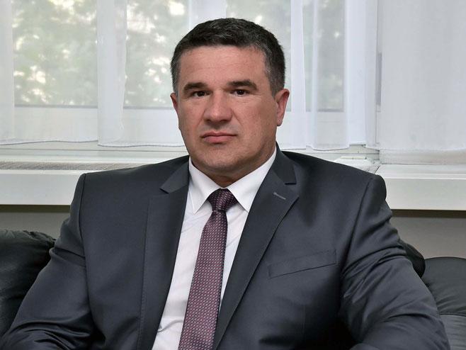 Direktor Granične policije BiH Zoran Galić - Foto: SRNA