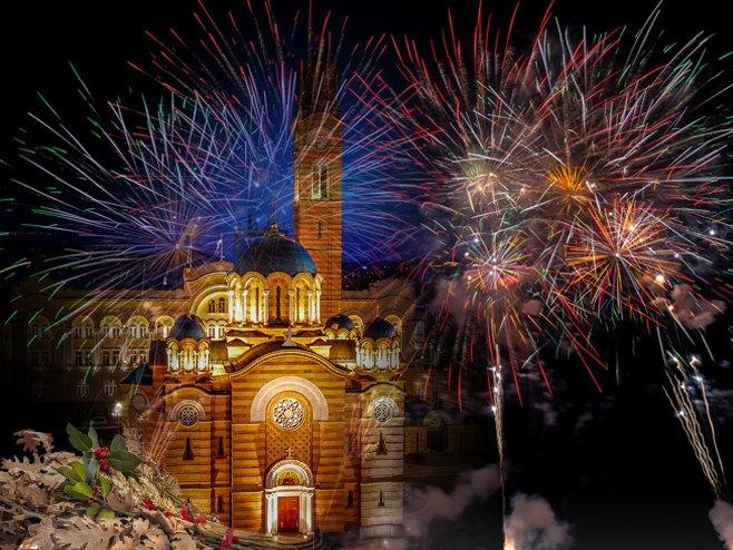 Pravoslavna nova godina (Foto: ilustracija / RTRS) -