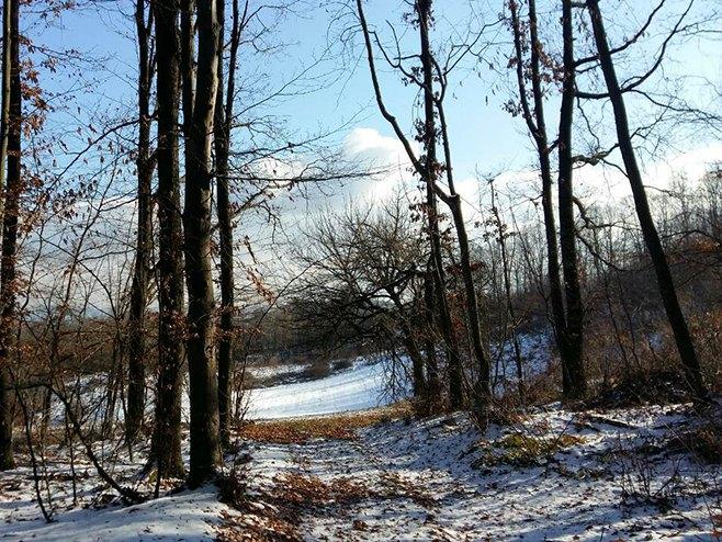 Sunčan zimski dan - Foto: RTRS
