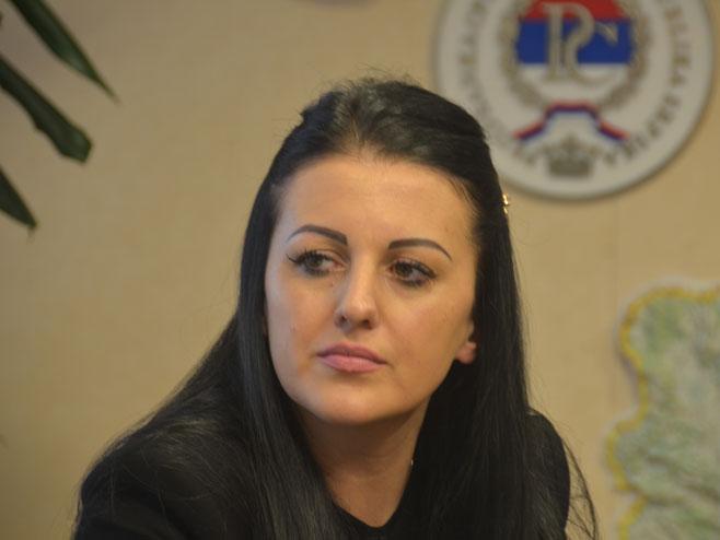 Sonja Davidović - Foto: SRNA