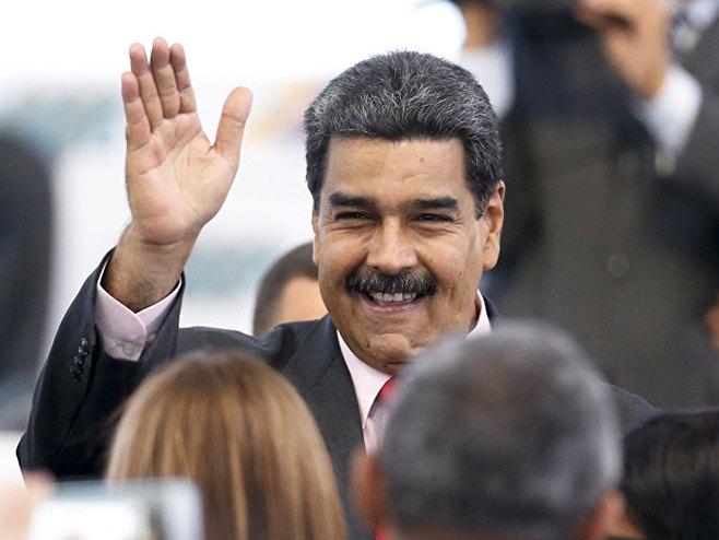 Nikolas Maduro (AP/Ariana Cubillos) - Foto: AP