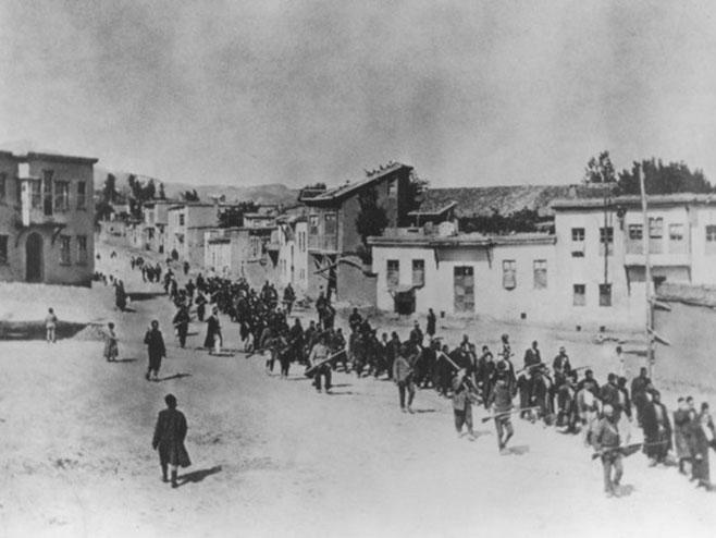 U Francuskoj 24. april Dan sjećanja na genocid nad Јermenima - Foto: Wikipedia