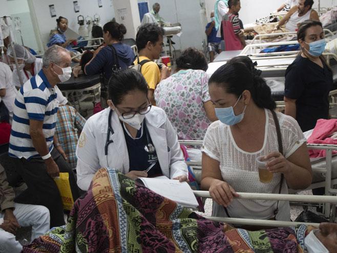 Zdravstveni kolaps u Venecueli (foto: Stephen Ferry) -