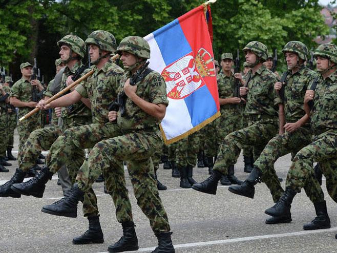 Vojska Srbije (Foto: Ministarstvo odbrane Srbije) -