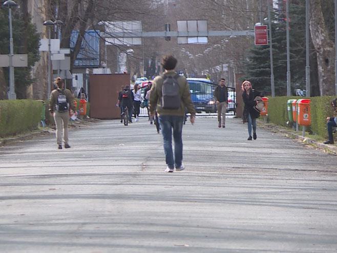 Studenti - Foto: RTRS