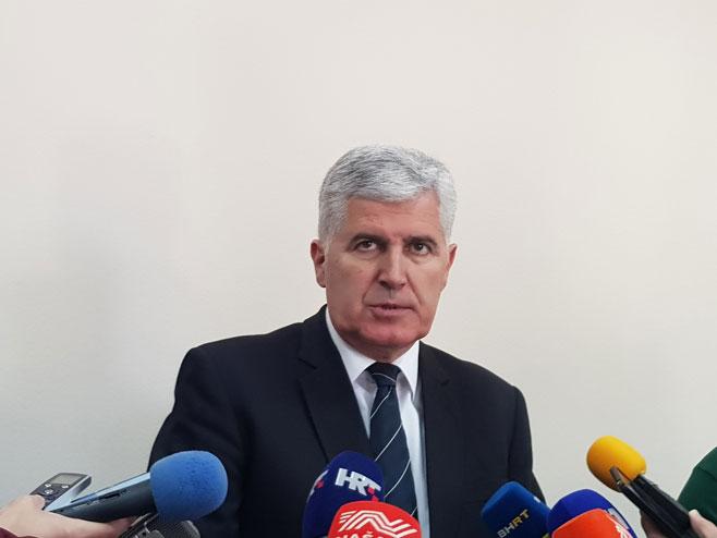 Dragan Čović - Foto: SRNA