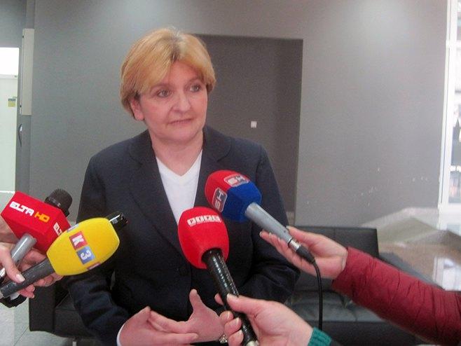 Danica Grujičić - Foto: SRNA