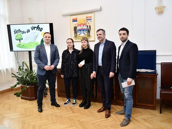 Proglašeni pobjednici konkursa za viber stikere Banje Luke (Foto:banjaluka.rs.ba) -