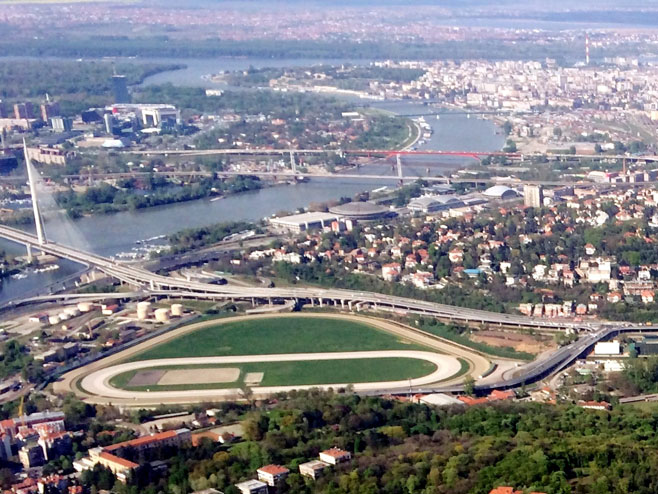 Panorama Beograda (foto: novinenovosadske.rs) -