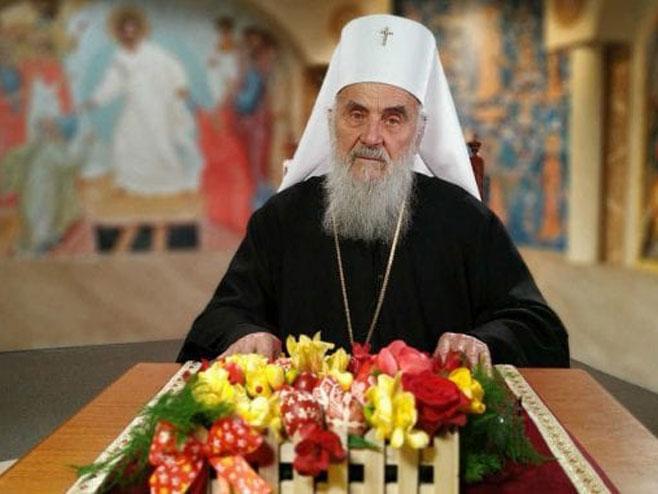 Patrijarh Iirnej (Foto: FoNet/ SPC) -