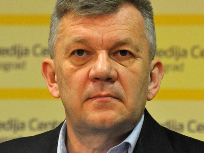 Predrag Ćeranić (foto: sveosrpskoj.com) -