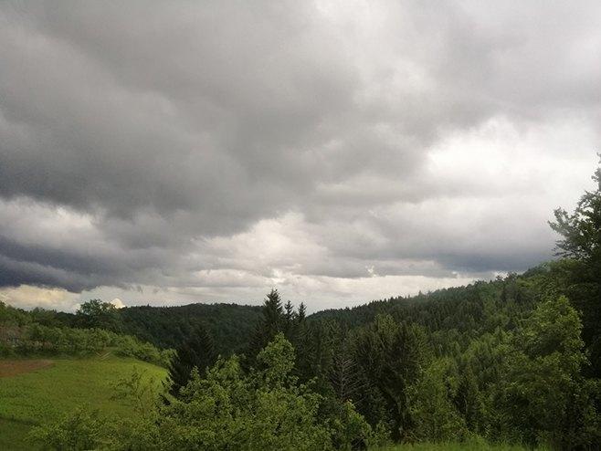 Oblačno - Foto: RTRS