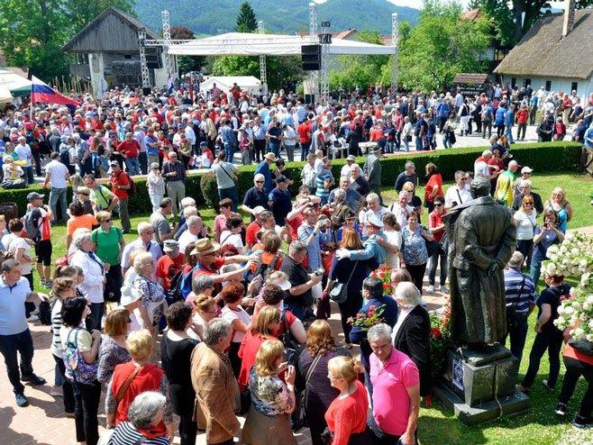 Proslava Dana mladosti u Kumrovcu (Foto:Boris Orešić/jutarnji.hr) -