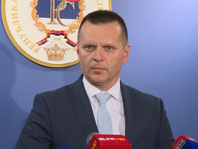 Dragan Lukač - Foto: RTRS