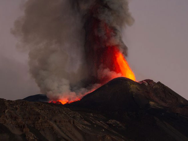 Etna  (Foto: Depositphotos/WEAD) - Foto: ilustracija
