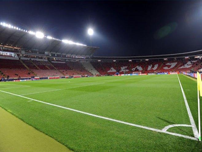 Stadion Crvene zvezde (foto: N. Paraušić) -