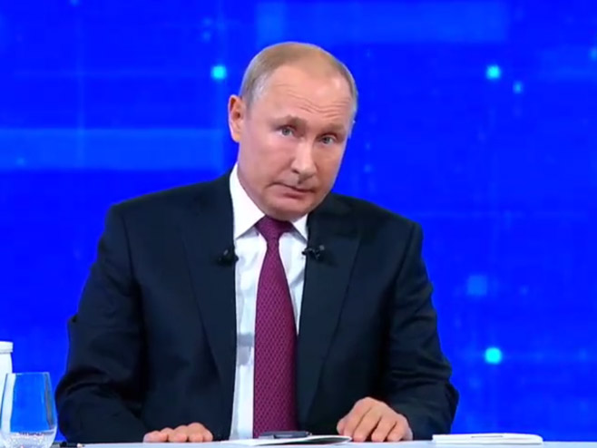 Vladimir Putin  (Foto: PriScr/youtube.com) -