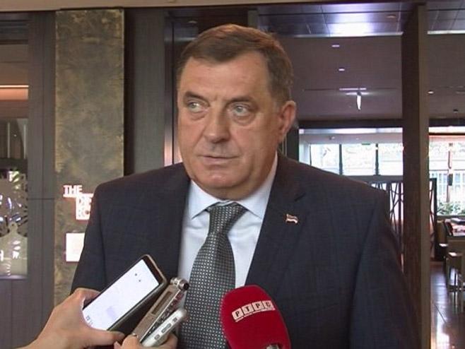 Milorad Dodik - Foto: RTRS