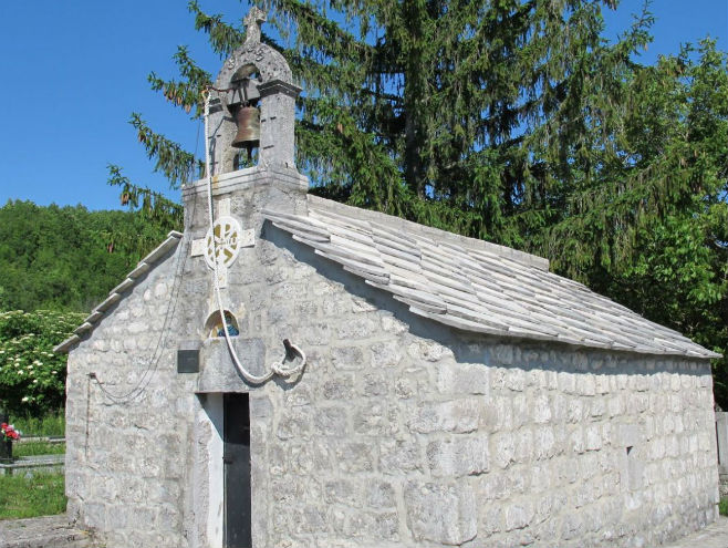 Crkva Vaznesenja Hristovog u Trebinju -