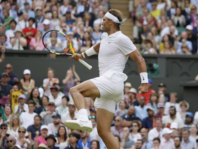 Rafael Nadal (foto: AP Photo/Kirsty Wigglesworth) -