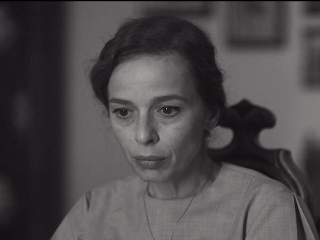 "Alma Prica u filmu ""Dnevnik Diane Budisavljević"" - Foto: Screenshot/YouTube"