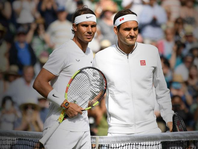 Vimbldon: Nadal - Federer (Foto: wimbledon.com) -
