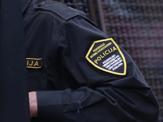 Policija FBiH - Foto: RTRS